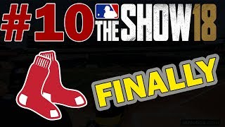 WE FINALLY DID IT!! BOSTON RED SOX FRANCHISE EPISODE 10
