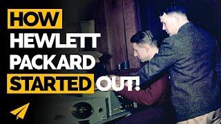 Hewlett Packard Documentary - Success Story