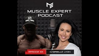 Dr. Gabrielle Lyon on Muscle-Centric Medicine, Keto-veganism? Eliminating Estrogens and more