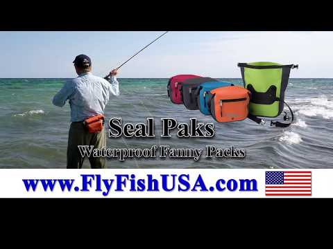 The Seal Pak Waterproof Fanny Pack and Why You Need One