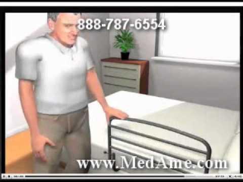bed rail adult guard