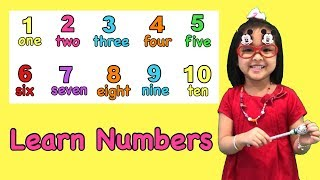 💛 Learn Numbers and Counting!!! Coolest Educational Video for Kids?? Learn To Count 1 to 10 💛