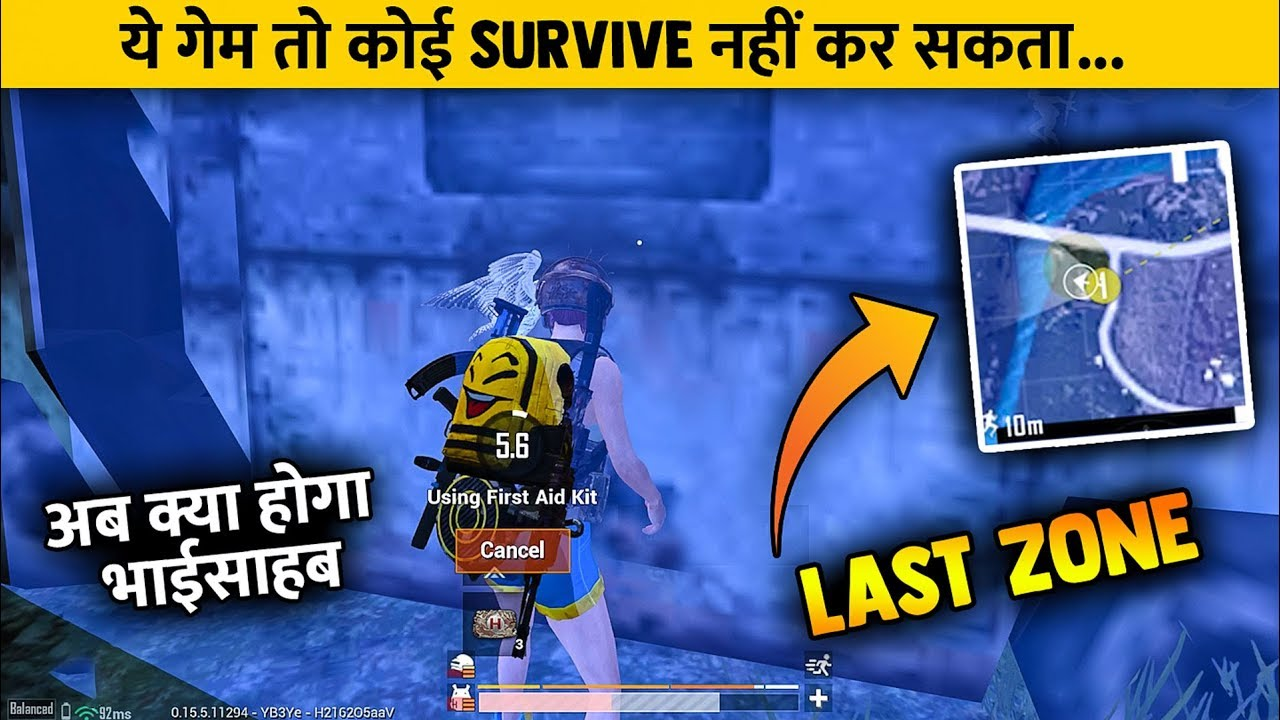 Will BandookBaaz Survive and Win This Game? Most Intense Solo vs Squad Gameplay of PUBG Mobile