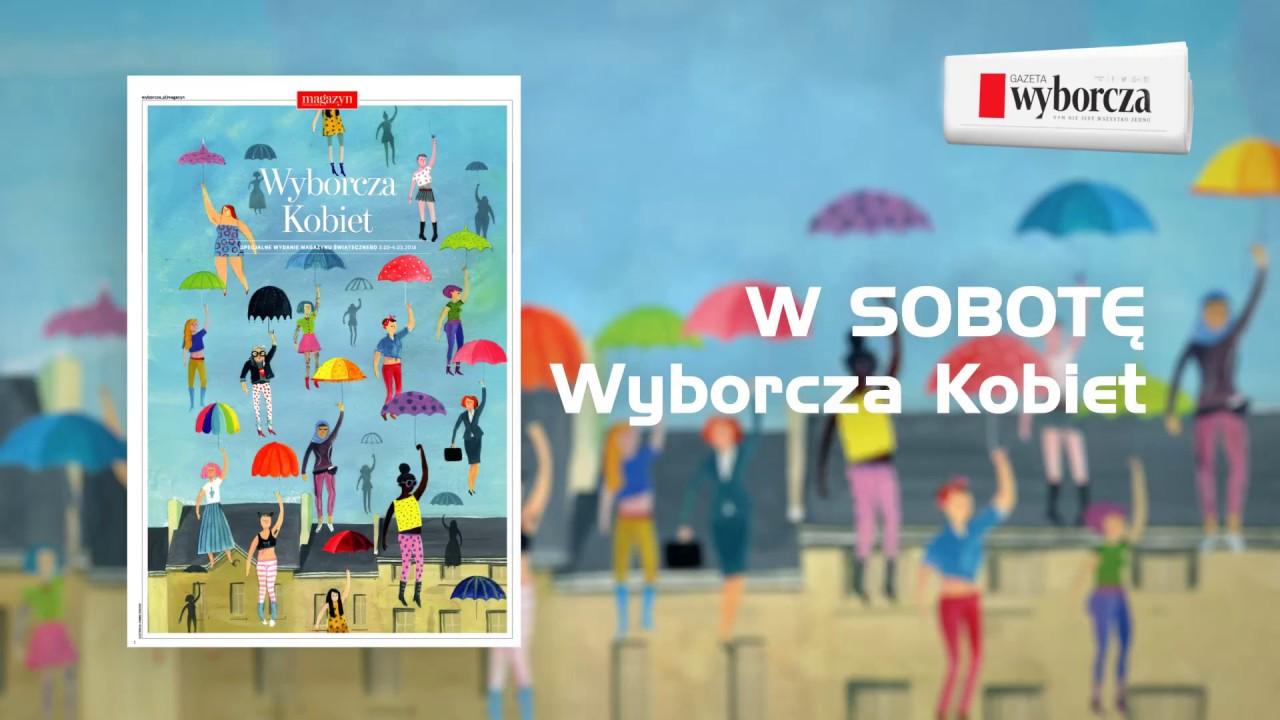 """""""Wyborcza Kobiet"""" specjalne wydanie """"Magazynu Świątecznego"""" w sobotę 3 marca w sprzedaży"""