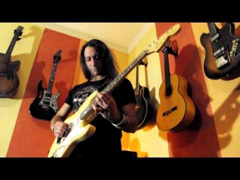 Vincent Agar guitare démo