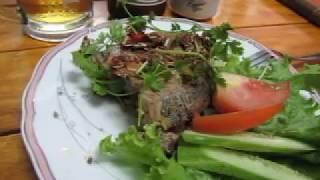 150 Вьетнам Нячанг путешествие Русское кафе Vietnam Nha Trang crocodile  elephant Russian cafe