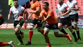 Toyota Free State Cheetahs vs Golden Lions Currie Cup Semi  2 2015