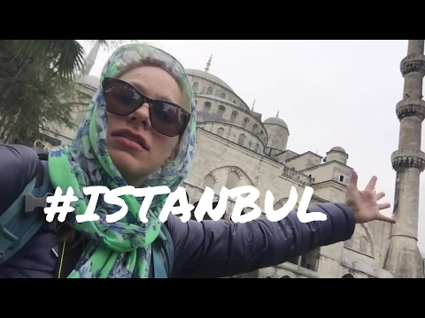 ISTANBUL - WHAT TO SEE DURING A LAYOVER? 🤔🕌⏳