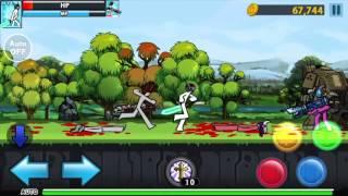 Anger Of Stick 4 Team Battle FINAL ROUND