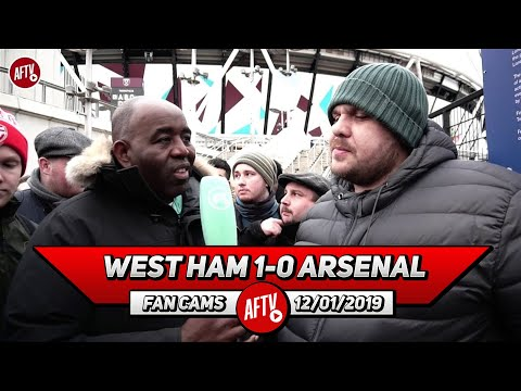 West Ham 1-0 Arsenal   Nasri Better Than Everyone In Your Midfield! (West Ham Fan TV) Mp3
