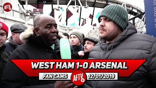 West Ham 1-0 Arsenal | Nasri Better Than Everyone In Your Midfield! (West Ham Fan TV)