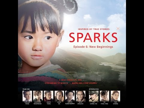 SPARKS mini-series – Episode 6: New Beginnings