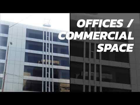 Offices, Building Bungalow Commercial Property