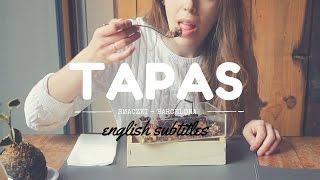 Tapas - hiszpański foodbook [Smaczki odc. 2] ENG SUBS