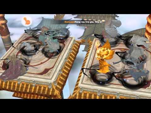 Quy Hau Vuong (S3): Solo tang 2 va 3