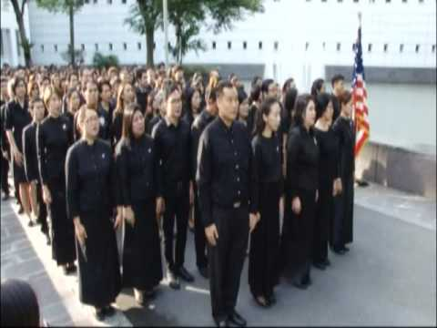 U S  Embassy staff joins event honoring the monarchy of Thailand