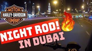 Mit nem dicken CHOPPER durch DUBAI BRETTERN! (1) | MotoVlog
