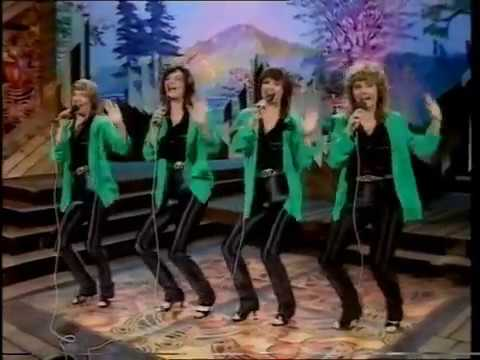 """""""Don't Make Waves"""", The Nolans - 1980 -  """"high quality"""""""