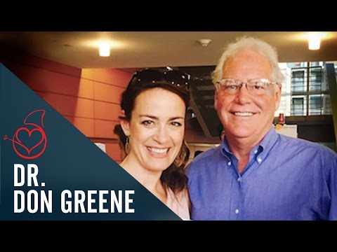 Dr Don Greene live on Sarah´s Horn Hangouts