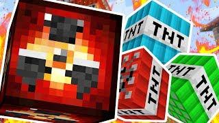 TNT RUSH!! - MINECRAFT EPIC MINI GAME!