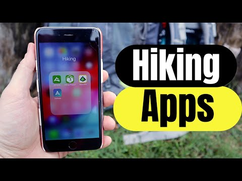 Best APPS For Weekend And Thru HIKING