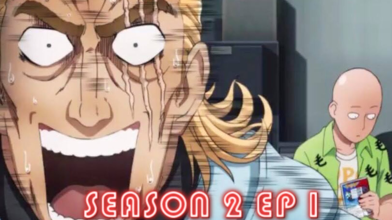 One Punch Man Season 2 Episode 1 13 Review The Heroes Return Youtube