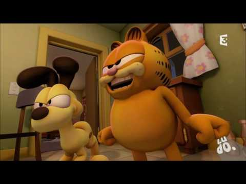 Garfield & Cie Saison 4 Épisode 46 Où est tante Sylvie ?
