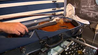 Violin brought into pawn shop worth 5,000x more than it was bought for