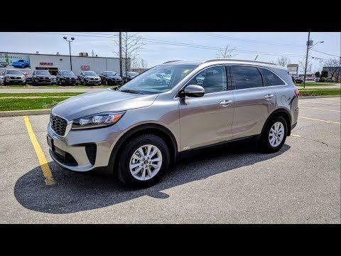 Kia Sorento LX AWD Complete Walkaround Review