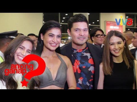 Sid & Aya (Not A Love Story), napabilib ang mga moviegoers sa premiere night