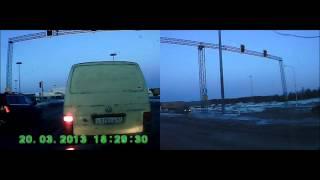 Gambar cover Helsinki - Vaalimaa - Helsinki 20.03.2013