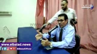 بالفيديو والصور.. تفاصيل أزمة تطوير الجامعة العمالية واستقالة 'إبراهيم'