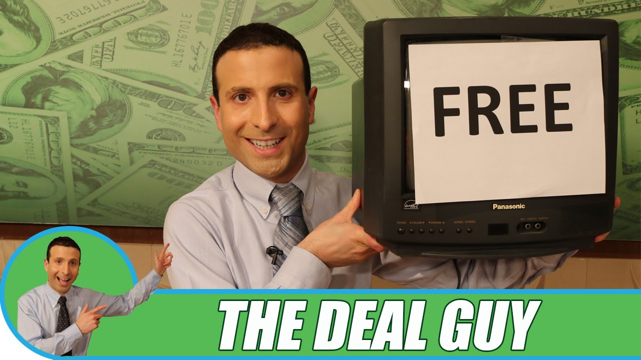 ? HOW TO STREAM FREE TV ◄ Life hack from The Deal Guy!
