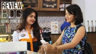 review bdg geeks store bec