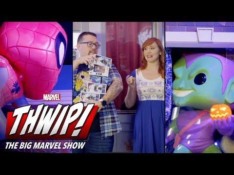 Funko HQ on THWIP! The Big Marvel Show!