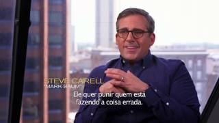 A Grande Aposta | Character Featurette: Mark Baum | Paramount Pictures Brasil