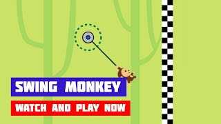 Swing Monkey · Game · Gameplay