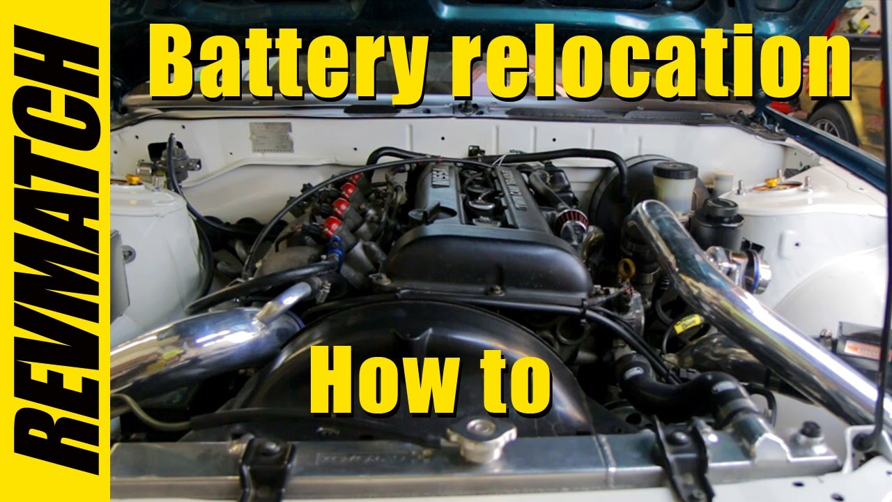 small resolution of 98 civic battery relocation wiring diagram
