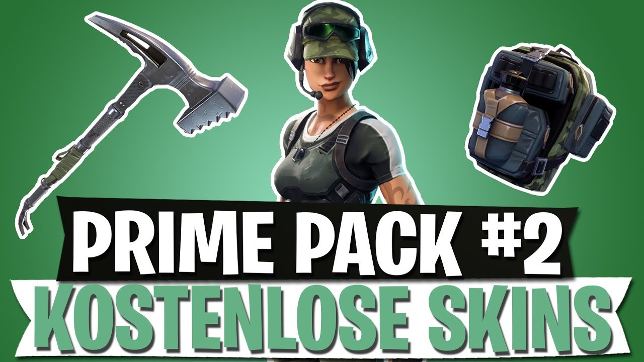 Twitch Prime Fortnite Loot