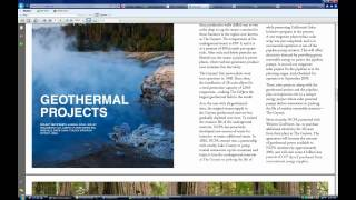 Geothermal Energy - the NEW fracking??