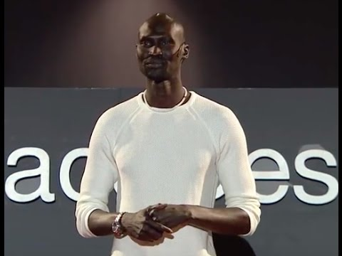 From Refugee to Global Ambassador | Ger Duany | TEDxPlaceDes