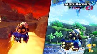 MARIO KART 8 DELUXE: ¡LOS MEJORES ATAJOS EXPERTOS! | Nintendo Switch