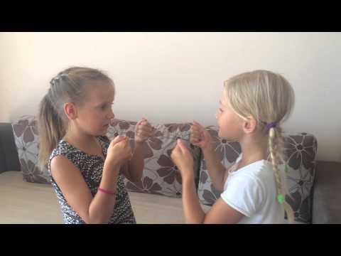 Clapping game Double double ice cream - Детская песенка на английском языке про мороженое
