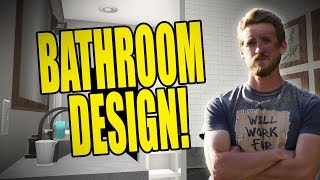Master Bath Design Reveal!