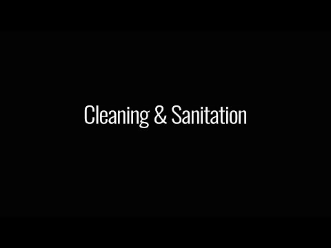 Cleaning & Sanitation - RJS Craft Winemaking: How-To Series