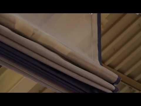 670 Fold-Up Divider Curtain