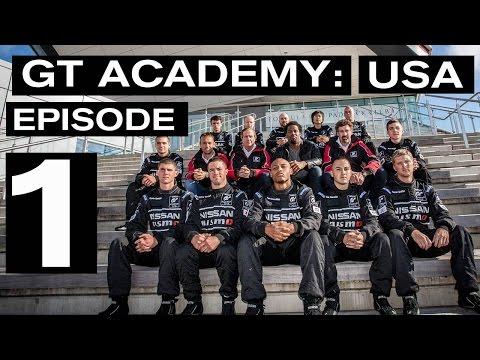 GT Academy USA - Episode 1 (2014) - Virtual to Reality
