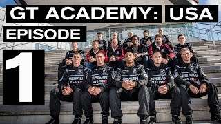 GT Academy USA - Episode 1 (2014) - Virtual to Reality