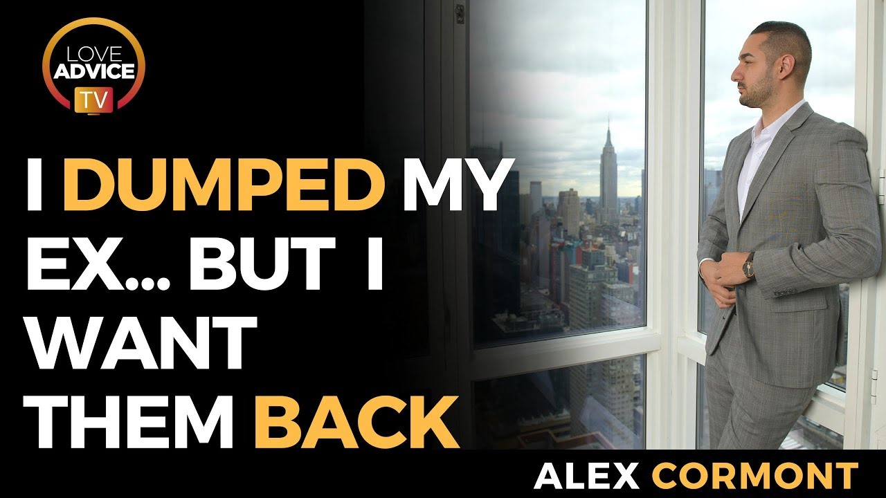 Regret Breaking Up? | Get Your Ex Back When You're The Dumper