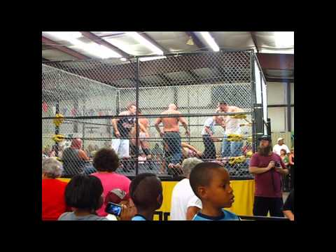 From Peachstate Wrestling Alliance - June 02, 2012 Wargames